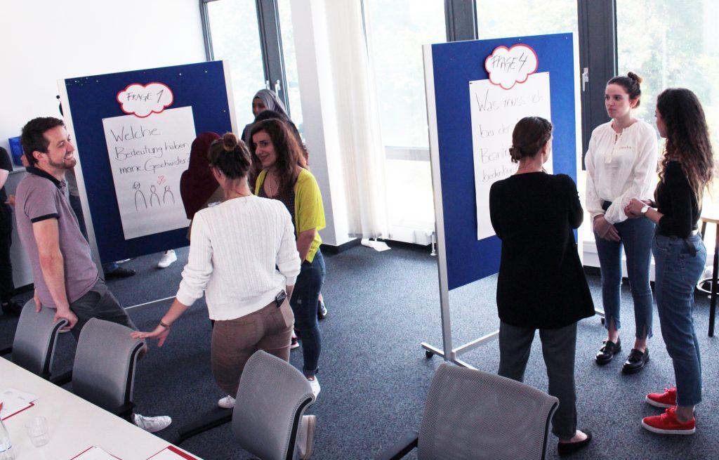 Info-Tag zu BAföG und Stipendien für Talente