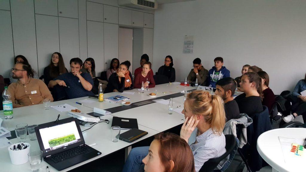 Gap Year -Talentscouting Köln informiert