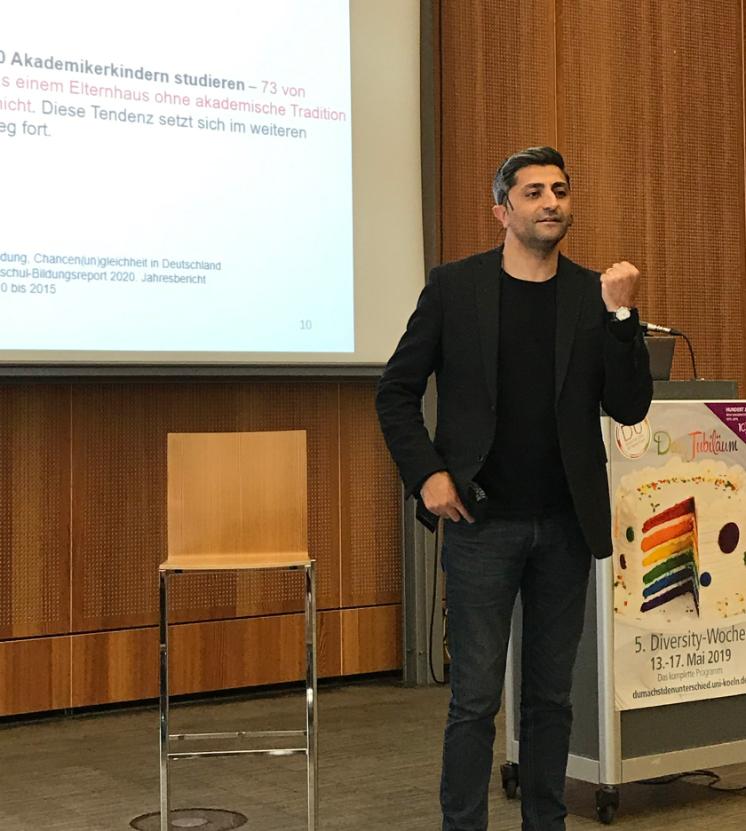 Uni Köln: Diversity Woche 2019