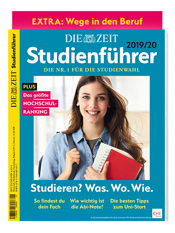 DIE ZEIT – Studienführer Interview