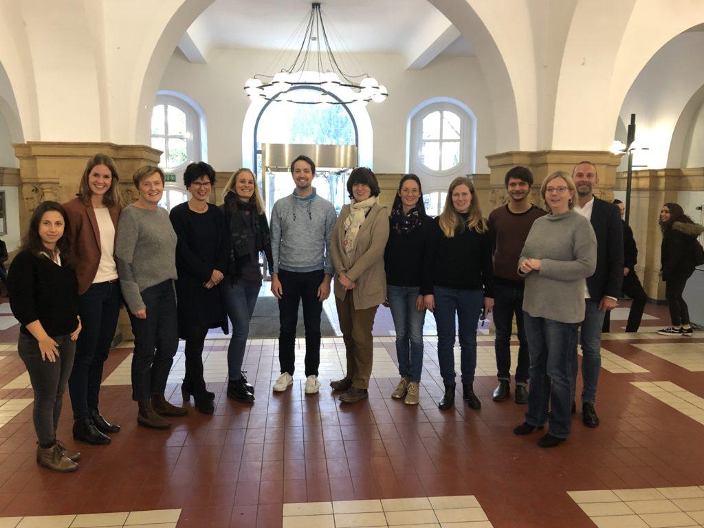 Praxisworkshop Talentförderung für die Kölner Lehrkräfte