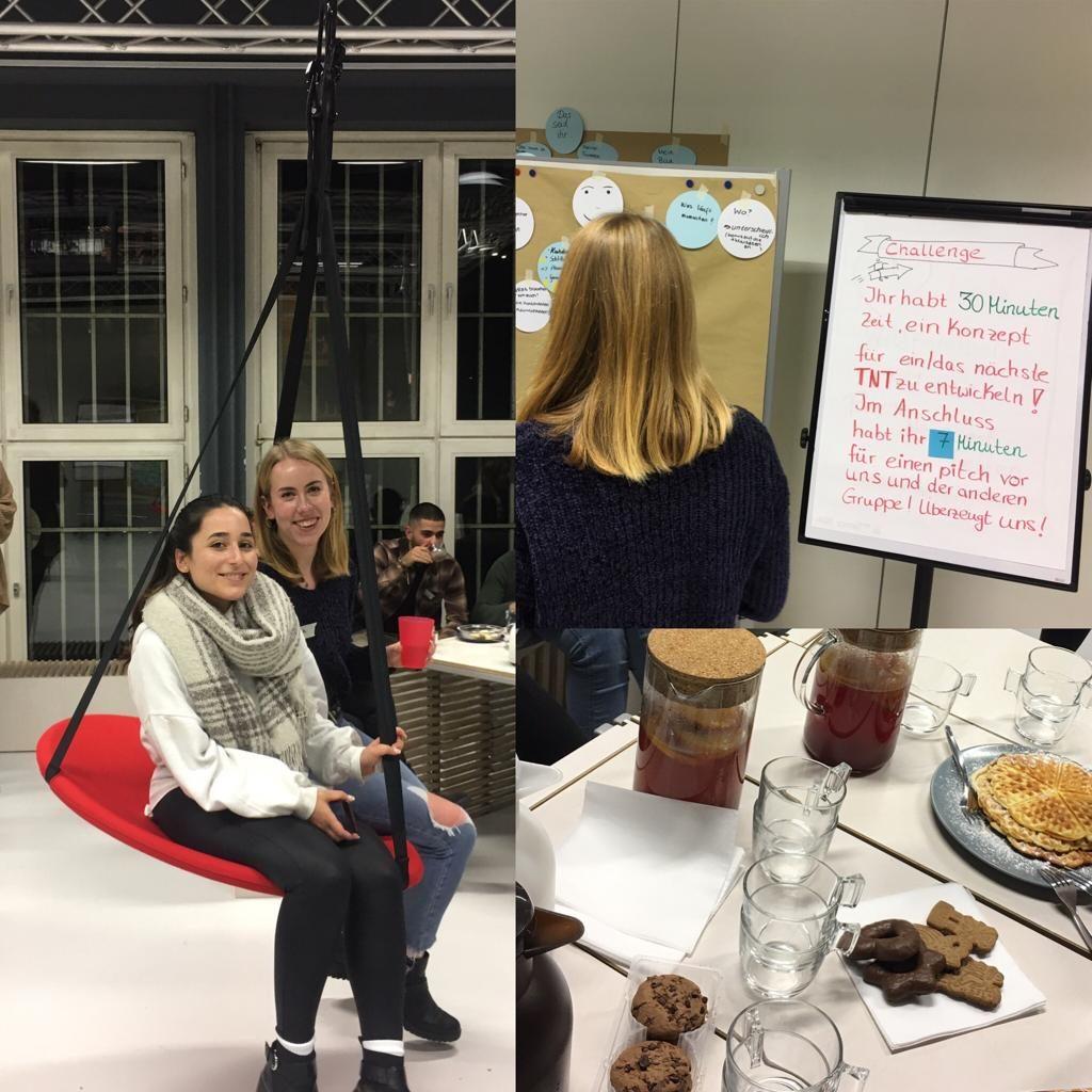 TalentNetzwerkTreffen Köln: In der Talentscouting Bäckerei!