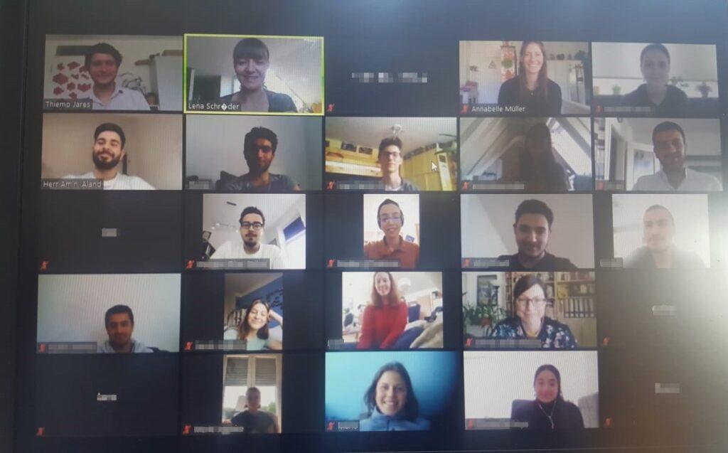 Kölner Online-Seminar: NRW Talente united